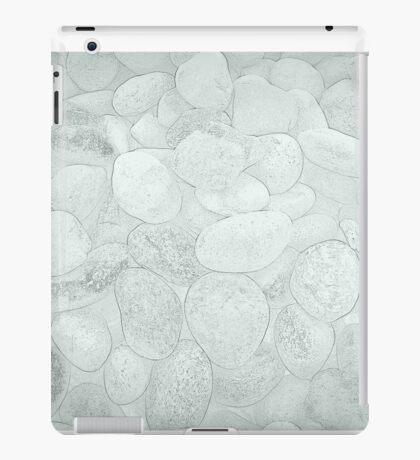 background stones in the quarry iPad Case/Skin