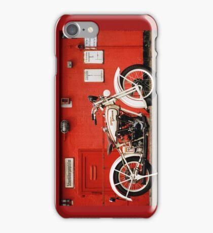 Harley-Davidson JD 1927 iPhone Case/Skin