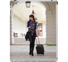 A day out in Greenwich, London. Greenwich Hospital iPad Case/Skin