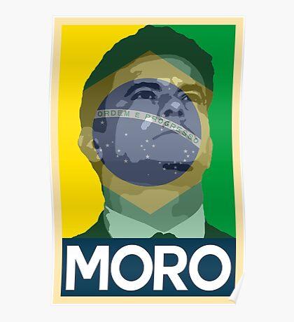 Sergio Moro Judge Juiz Poster