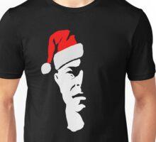 Santa Bowie Unisex T-Shirt