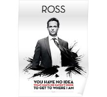 Awesome Series - Ross Poster