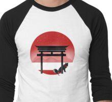 Fushimi Inari Travel Collection Men's Baseball ¾ T-Shirt