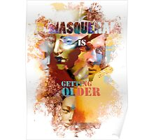 Masquerade Is Getting Older Poster