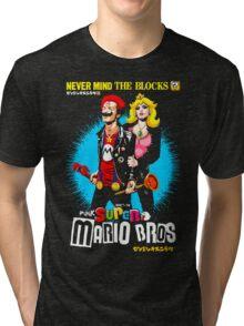 Nevermind the Blocks Tri-blend T-Shirt