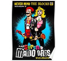 Nevermind the Blocks Poster