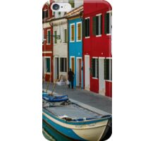 Burano, Venice iPhone Case/Skin