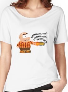 Chainsaw Women's Relaxed Fit T-Shirt
