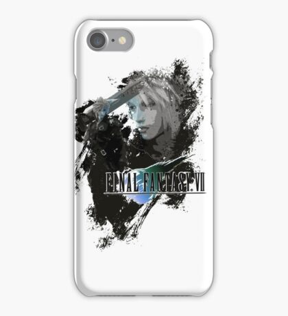 Final Fantasy 7 Cloud Strife iPhone Case/Skin
