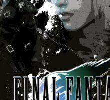 Final Fantasy 7 Cloud Strife Sticker