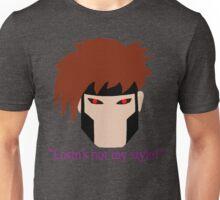 Gambit Quote Unisex T-Shirt