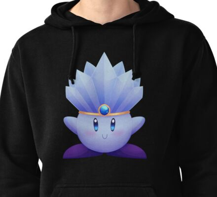 Ice Kirby Pullover Hoodie