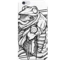 gecko iPhone Case/Skin