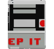 KEEP IT OG - NES Controller iPad Case/Skin