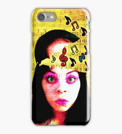 Musical Genius iPhone Case/Skin
