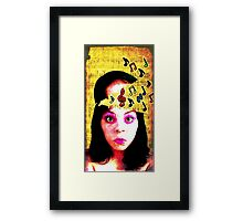 Musical Genius Framed Print