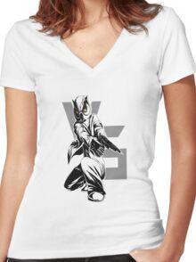 VanossGaming Women's Fitted V-Neck T-Shirt
