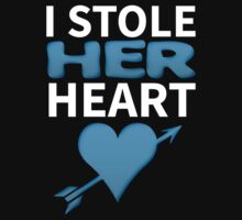 I Stole Her Heart (I Stole Her Heart & So I Am Stealing His Couples Design) by 2E1K