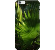 green III - verde iPhone Case/Skin