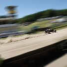 1936 Ford Sprintcar at the Rust'n'Dust in Teterow by Frank Kletschkus