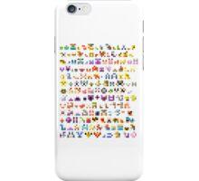 Original 151 Pokemon Minimalism iPhone Case/Skin