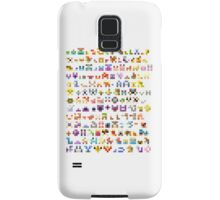 Original 151 Pokemon Minimalism Samsung Galaxy Case/Skin