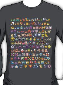 Original 151 Pokemon Minimalism T-Shirt