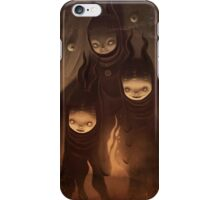 Three sisters  iPhone Case/Skin