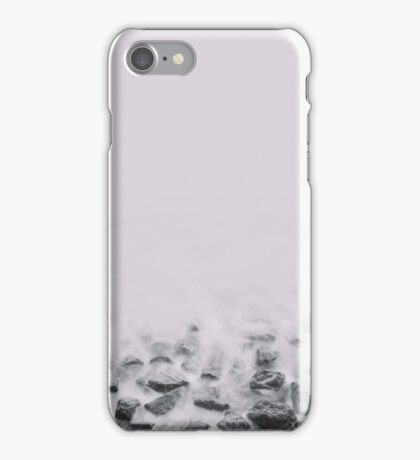 rocks and bricks iPhone Case/Skin