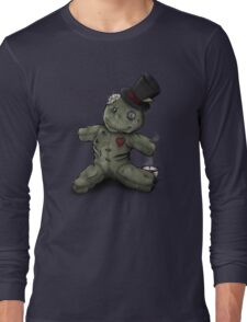 Mad Hatter Rag Doll Long Sleeve T-Shirt