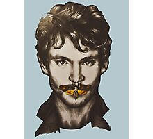 Don't touch Will Graham Photographic Print