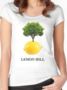 Lemon Hill Women's Fitted Scoop T-Shirt