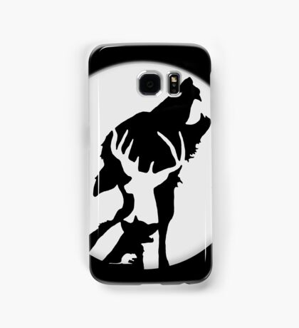 Moony,Wormtail,padfoot,&prongs Samsung Galaxy Case/Skin