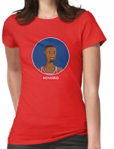 Juwan Howard - Washington Bullets  Womens Fitted T-Shirt