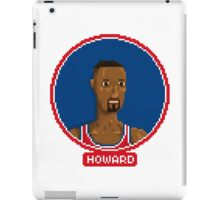 Juwan Howard - Washington Bullets  iPad Case/Skin