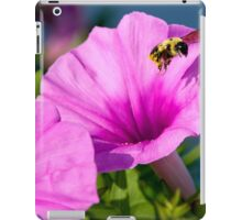 On my way to the next flower iPad Case/Skin