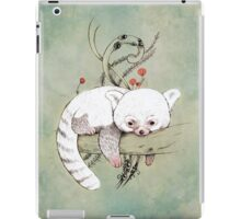 Red Panda! iPad Case/Skin