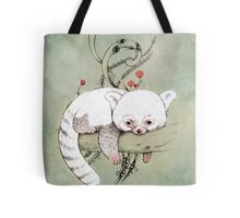 Red Panda! Tote Bag