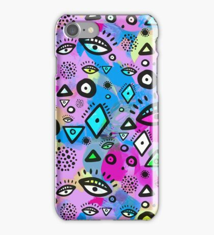 Tribal Pattern Hippy Shake iPhone Case/Skin