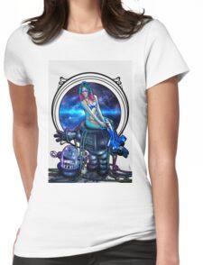 Repairs Womens Fitted T-Shirt