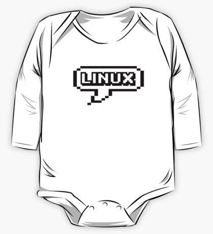 Linux One Piece - Long Sleeve