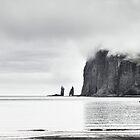 Tjørnuvík Sea Stack by Claire Walsh