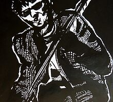 Muse Live 2 by Cathy Gilday