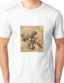Diagram Zombie Unisex T-Shirt