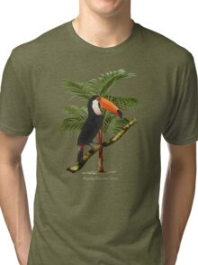 Toucan Tropics Tri-blend T-Shirt