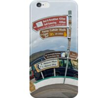 Glencolmcille - the man who missed the bus iPhone Case/Skin