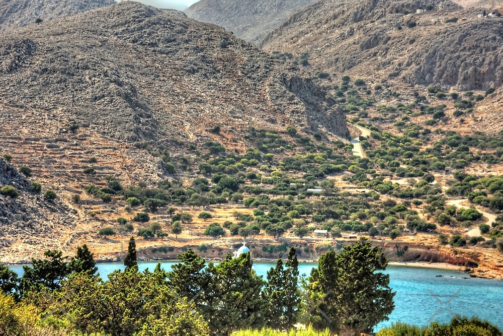 Halki Hills by Tom Gomez
