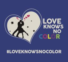 Love Knows No Color. by supremeT