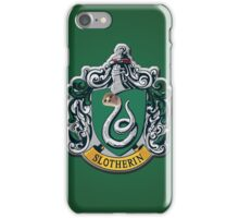 Harry Potter - Slotherin House iPhone Case/Skin
