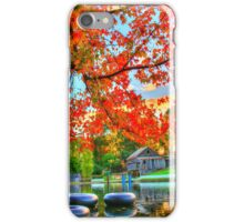 fonty's pool and caravan park iPhone Case/Skin